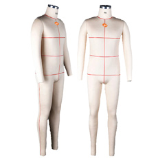 Asian Dress Form, Men Dress Forms - JumeForm - Manufacturer Of ...